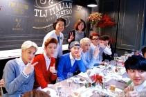 Kai, Luhan, Suho, Tao, Chanyeol, Lay & D.O.