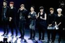 Kris, Chanyeol, Sehun, D.O., Lay, Luhan & Kai