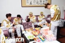 Kris, D.O., Kai, Tao & Luhan