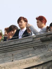 Lay, Kris & Chanyeol