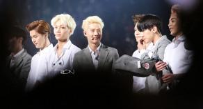 Luhan, Kai, Suho, Chen, Baekhyun & Xiumin