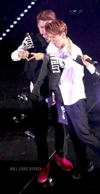 Luhan & Sehun