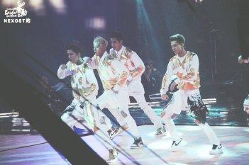Luhan, Tao, Sehun & Kris