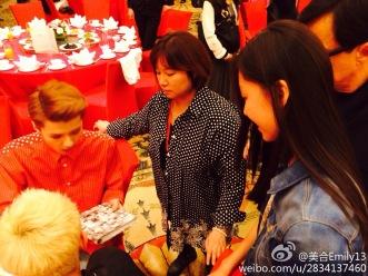 Sehun Autographs