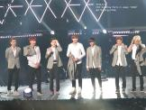 Sehun, Chanyeol, D.O., Kris, Lay, Luhan & Kai