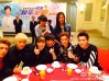 Sehun, Tao, Suho, Lay, Luhan, Kris & Emily