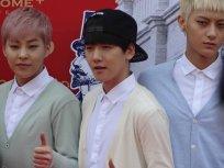 Xiumin, Baekhyun & Tao
