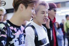 Xiumin & Luhan