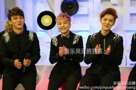 Chen, Xiumin & Luhan