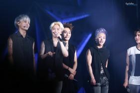 Kai, Suho, Chen & Xiumin