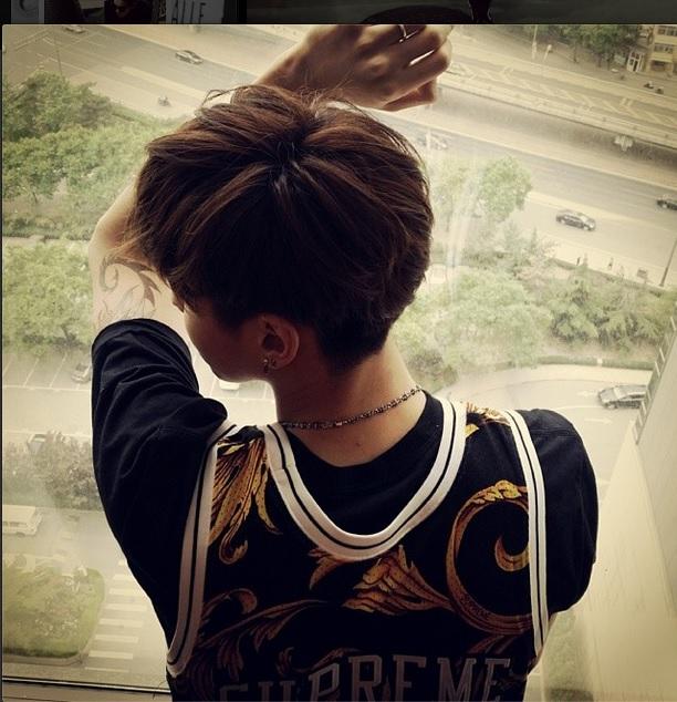 Kris' Dragon Arm Tattoo