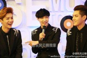 Luhan, Lay & Kris