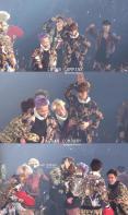 Luhan, Suho, Chen & Xiumin