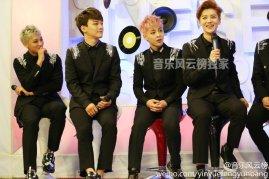 Tao, Chen, Xiumin & Luhan_2