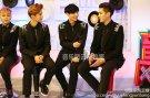 Xiumin, Luhan, Lay & Kris