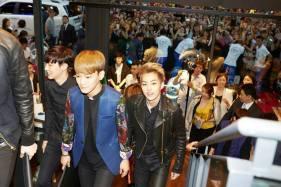 Chanyeol, Chen & Xiumin