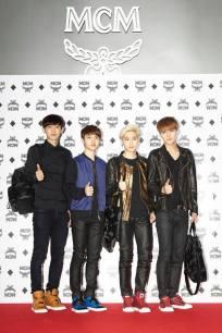 Chanyeol, D.O., Suho & Sehun
