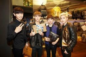 Chanyeol, Sehun, D.O. & Suho