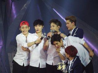 Chen, Lay, Xiumin, Sehun, Baekhyun & Chanyeol