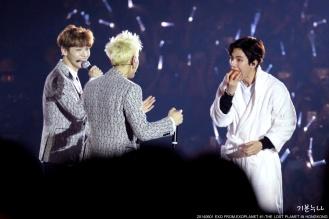 Luhan, Tao & Baekhyun