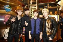 Sehun, Chanyeol, D.O. & Suho