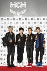 Tao, Lay, Xiumin & Chen