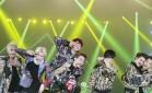 Tao, Suho, Chanyeol, Chen, Lay, D.O. & Xiumin