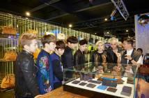 Xiumin, Chen, D.O, Chanyeol, Lay, Suho & Tao