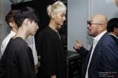 Lay, Tao & Designer Lie Sang-bong