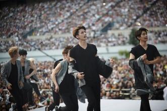Baekhyun, Sehun, Lay & Luhan