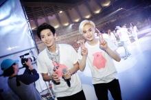 Chanyeol & Suho