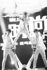 Luhan, Tao & Lay