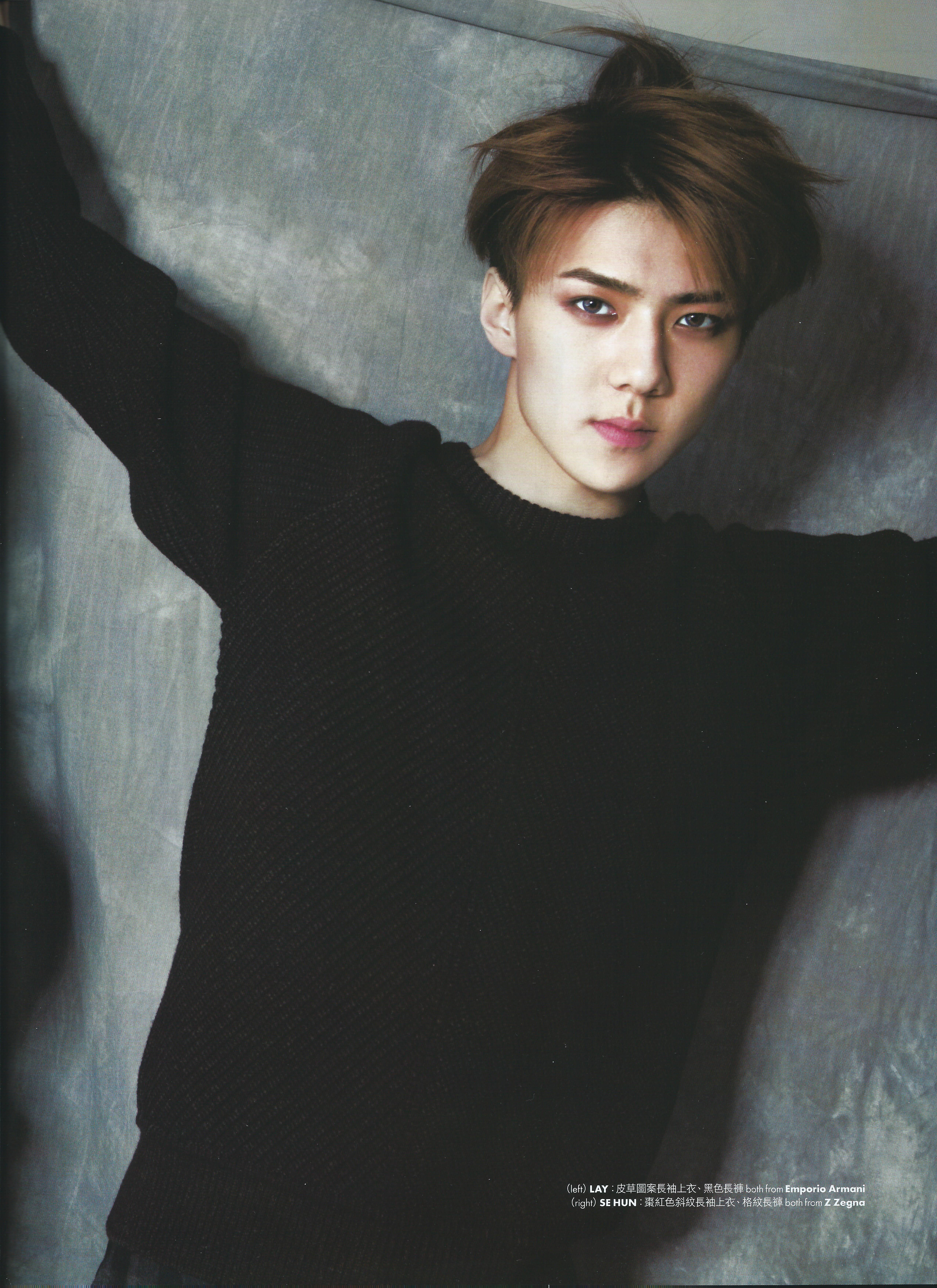 Xiumin was born in Guri Gyeonggi Province South Korea on March 26 1990 He was a student at Catholic Kwandong University where he attended a seminar and gave a presentation for students in Applied Music Xiumin learned martial arts and has a black belt in Kendo and Taekwondo He also trained in Wushu and Fencing