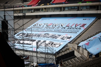 SMTOWN Live in Seoul Promotion