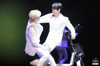 Suho & Baekhyun