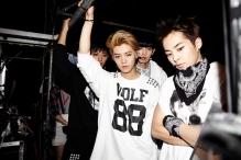 Xiumin, Luhan, Tao & Chanyeol