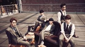 Chen, Baekhyun, Chanyeol, D.O. & Xiumin