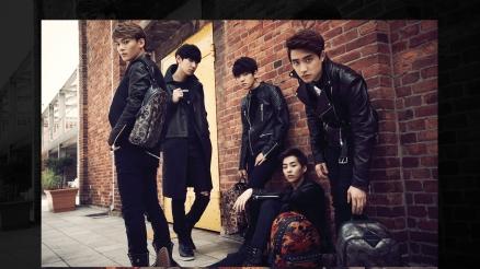 Chen, Chanyeol, Baekhyun, Xiumin & D.O._2