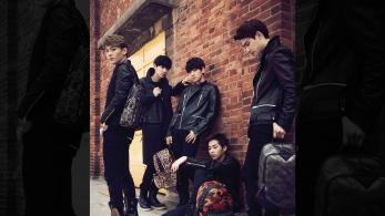 Chen, Chanyeol, Baekhyun, Xiumin & D.O.