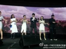 Kris & Cast Dancing._2