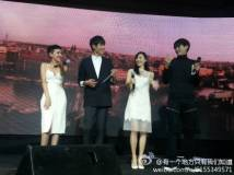 Kris & Cast Dancing._3