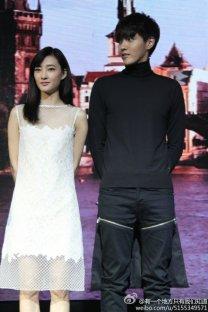 Wang LiKun & Kris