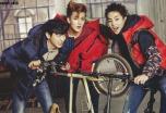 Chanyeol, Sehun & Xiumin