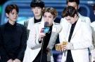 Baekhyun, Chanyeol, Sehun & Suho