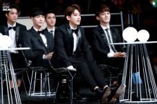Baekhyun, Chen, Lay, Kai & D.O.