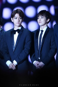 Baekhyun & Xiumin