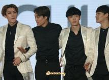 Sehun, Kai, Lay, & Chen