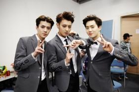Sehun, Tao, & Suho