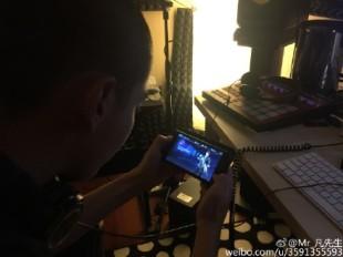 Kris in his Studio_03