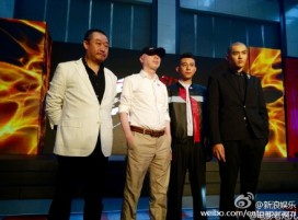 Kris, 冯小刚 & other casts